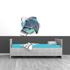Kinderkamer dolfijn idee